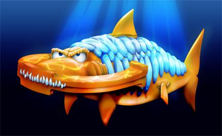 Horseshoe shark